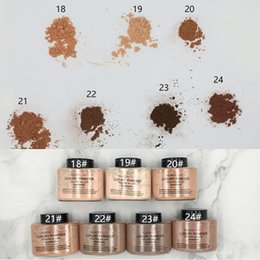 Oil Free Makeup Brands Australia - 7 Colors Highlighliter Makeup Brands Beauty Banana Luxury Powder 1.5oz 42g ben nye Poudre de Luxe Loose Powder DHL Free Shipping