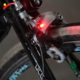 $enCountryForm.capitalKeyWord Australia - Leds Red Bicycle Rear Light Brake Stop Signal Bike Light Lamp Baery Bicycle Accessories Led Bike Cycling bisiklet aksesuar