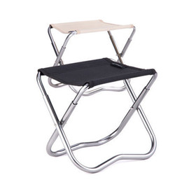 Wholesale Stools Chairs NZ - Mini Folding Beach Chair Easy Carry Outdoor Fishing Stool Hiking & Camping Gargden Portable Train Chair with a Bag Fast Shipping