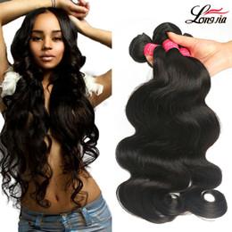 Discount peruvian 28 inch hair - Charminqueen Malaysian Body Wave Hair Unprocessed Virgin Malaysian Body Wave Hair 3 4 Bundles Body Wave Virgin Human Hai
