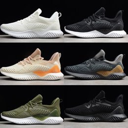 ed1f008c02451 2018 Wholesale Cheap Hot Sale Alphabounce EM 330 350 Running Shoes Alpha  bounce Sports Trainer Sneakers Women Man Shoes Size 36-45