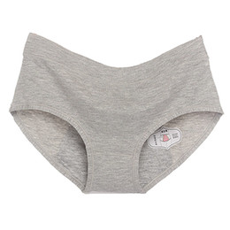 1562ae8d9fa4 2 pcs Menstrual period panties Physiological Brief LeakProof Underwear  Health Seamless Women Female Big size Cotton Breathable