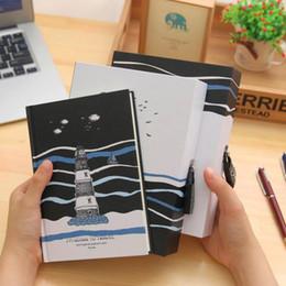 $enCountryForm.capitalKeyWord NZ - Cute Traveler Notebooks Diary With Lock Vintage Not Korean Stationery 2018 Agenda kawaii Kid Girls Gifts School Supplies