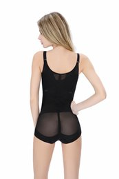 Chinese  2016 New design women Push up Body Shaper bodysuits XJ3661 Corset Slimming Suit Shapewear underwear postpartum fat burning manufacturers