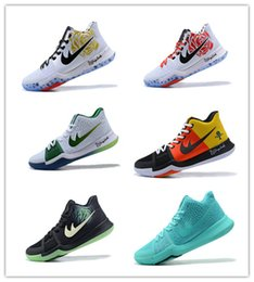 74edb7bb145 ... 2017 new arrival sneaker room x kyrie 3 mom men basketball shoes kyrie  irving raygun fear
