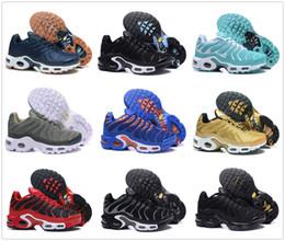 295a64f786ff2 Nuevas zapatillas para correr Los zapatos TN para hombre se venden como  tortas calientes Moda Mayor ventilación Zapatilla de deporte informal  Zapatillas ...