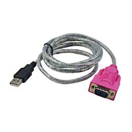 $enCountryForm.capitalKeyWord Australia - USB to Serial Data Extension Cord USB to RS232 DB9 9Pin COM Port Converter Cable for Cash Registers Printers Digital Camera