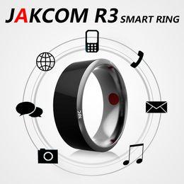 JAKCOM R3 Anel Inteligente 2018 Novo Produto De Pulseiras Inteligentes como relógio inteligente rastreador de fitness smartband em Promoção