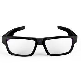 GANSS Mini Videocámaras Gafas Inteligentes Sin Botones Grabador de Cámara de Video DV Deportivo Portátil HD 1080p Graba DVR Vidicon 16G Con Micrófono en venta