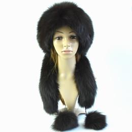 6e2b81e10b6 Fashion Winter Earmuffs NZ - Woman fashion winter fur hat leather hat Ms.  Rabbit hair