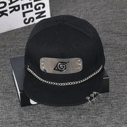 e8ff05610b1 Hot New Japan Anime Comic Naruto Cap Hat Baseball Hats Snapback Caps  Adjustable Hip Hop Casual Hat For Men Women