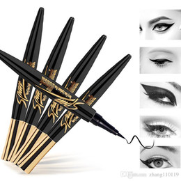 ultimate tools NZ - Ultimate Black Liquid Eyeliner Long-lasting Waterproof Eye Liner Pencil Pen Nice Makeup Korean style Cosmetic Tools