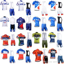 2018 Men Team CCC FDJ FANTINI Cycling Jersey Bike Bib Shorts Set Ropa  Ciclismo Summer Pro Team Racing Bicycle Wear Maillot 3294 14e8035a6