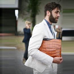 Ivory Linen Suit NZ - Ivory Slim Fit Linen Business Men Suits Wedding Groom Tuxedos 2 Pieces (Jacket+Pants) Bridegroom Sets Best Man Blazer