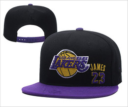 Wholesale 2017 Snapback Hats Los Angels Lakers Sprots All Team Fashion Hat Sport Cap Men Women Bone Casquette Gorras Caps