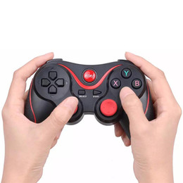 Game pad for phones online shopping - C8 Smartphone Game Controller Wireless Bluetooth Phone Gamepad Joystick for Phone Pad Android Tablet PC TV BOX phone holder by niubility