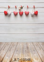 $enCountryForm.capitalKeyWord Canada - SHANNY Vinyl Custom Valentine day Photography Backdrops Prop Wooden and floor Theme Photography Background 10548