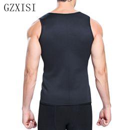 0b2d967588c Good Quality Slimming Vests Neoprene Men Sexy Slimming Belt Body Shaper  Corset Posture Waist Trainer Corsets Sportes Hot Shapers