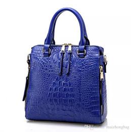 2016 New Fashion Women Lash Package PU Leather Bags Crocodile Pattern  Handbag Shoulder Crossbody Bag Clutch Bag Free Shipping e1659c7f471b4