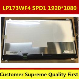 LP173WF4 SPD1 LP173WF4 (SP) (D1) IPS 1920 * 1080 30pin LCD LED PANEL LAPTOP SCREEN