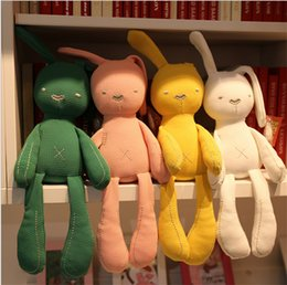 Bunny dresses children australia new featured bunny dresses wholesale 50cm 70cm 90cm kids easter rabbit toys cute baby appease bunny plush dolls children 2018 new easter gift fast shipping negle Choice Image