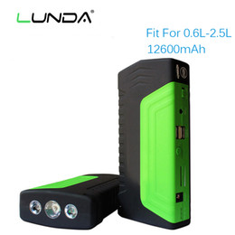 $enCountryForm.capitalKeyWord Australia - LUNDA Portable 12V Car Jump Starter Power Bank Auto Battery Pack Emergency Charger for Petrol and Diesel