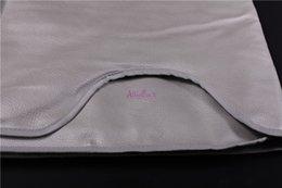 Опт ЕС tax free 3 зоны инфракрасная сауна для похудения одеяло отопление терапия тела тонкий жир burnin