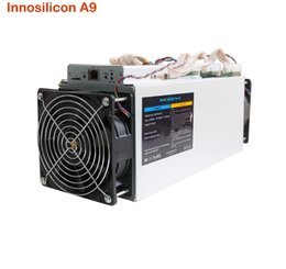 INNOSILICON A9 ZMASTER Mining Machine Core Equihash 50ksol ZEC Special Mining Machine + PSU