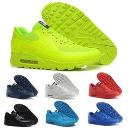 super popular deaca a6105 Nike Air Max 1 87 90 AirMax 2018 American Flag Nouveautés Hommes femmes  classique en plein air Run Chaussures Noir Blanc Sport Choc Jogging Marche  Randonnée ...