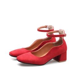 97a13841e7a0d8 8 Fotos Online Abendschuhe frauen niedrige ferse Kaufen-Schuhe Frau Schwarz  Closed Toe Block Ferse Knöchelriemen Low