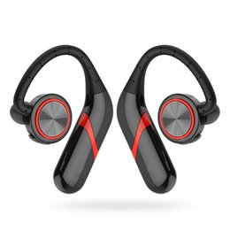 red wireless tablet Australia - Bluetooth Headphones Wireless Earbuds TWS-S800 IPX6 Waterproof Sport Bluetooth Earphones Built-in Mic for Smart Phones & Tablets