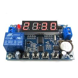 $enCountryForm.capitalKeyWord UK - 12V Clock Timer Controller 24H Timing Three Groups Time Memory Control Module