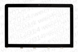 20PCS Front LCD Outer Glass Lens Screen Replacement for iMac 21.5'' MC508 MC509 MB413 A1311 27'' MC813 MC510 A1312 on Sale