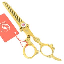 Barber Thinning Shears Australia - Meisha 6.0 Inch Barber Thinning Shears for Hairdresser's Japan Hair Scissors Salon Shop Cutting Tesoura Hair Care Styling Suppliers HA0449