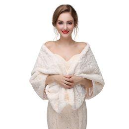 $enCountryForm.capitalKeyWord UK - CMS05 Faux Fur Bolero Jacket, Bridal faux fur wrap, Faux fur stole shrugs, Elegant Boleros Shrugs cape and shawls