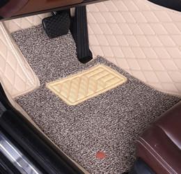 Skoda matS online shopping - Custom made car floor mat for Skoda Rapid spaceback Fabia Kodiaq anti slip good quality durable car styling carpet liners