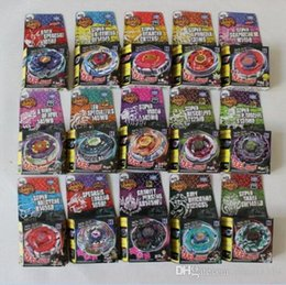 Beyblade Fury Australia - 2018 Wholesale 4pcs lot Beyblade Metal Fury 24 Different Styles Without Launcher Beyblade Fury Brinquedo Christmas Gift For Kids