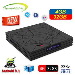 $enCountryForm.capitalKeyWord Australia - Hot M9S Y2 4GB DDR4 32GB TV BOX Android 8.1 RK3328 Quad Core Rockchip Smart BOX Support 4K H.265 HDR WIFI HDMI Streaming Media Player