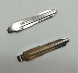 $enCountryForm.capitalKeyWord Australia - New 10Pcs lot Best Folding key blade For Daewoo Car key embryo replacing the key head Remote Blade NO.74