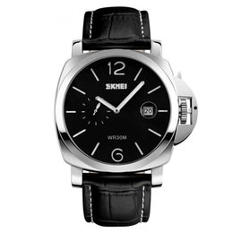 Best military glasses online shopping - New arrival Fashion Army Military Men Sports Watches Men s Wristwatches Quartz Clock Man Leather Wrist Watch Relogio Masculino Best Gift