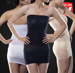 Wedding Render Clothing Seamless Wrapped Chest Abdomen Waist Corset Women's Shapers on Sale