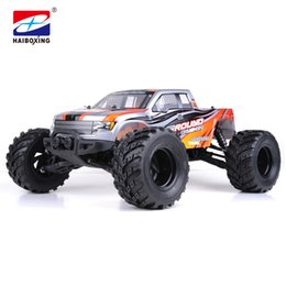 remote control off road vehicles 2019 - HBX 12883 RC Car 2WD 2.4Ghz 1:12 Scale 33km h High Speed Remote Control Car Electric Powered Off-road Vehicle Model SC T