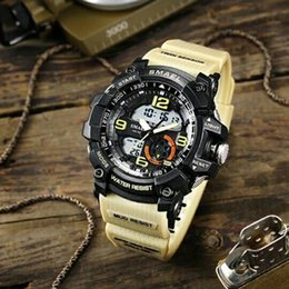 $enCountryForm.capitalKeyWord Australia - SMAEL Brand Watch Watch Digital G Style S Men's Wristwatch Sport LED Dive Wateproof Fitness Sport Watches