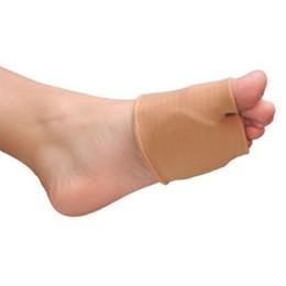 $enCountryForm.capitalKeyWord UK - Ball of Foot Gel Sleeve painful metatarsal heads Morton neuromas atrophy pad flat splay foot pressure relief calluses feet care