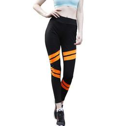 Low Yoga Pants Australia - Yoga Pants High Elastic Fitness Sport Leggings Tights Slim Running Sportswear Sports Pants Quick Drying Training Trousers