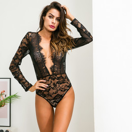 $enCountryForm.capitalKeyWord NZ - Speed sell pass 2018 foreign trade in Europe and the sexy lingerie lace perspective splicing ms jumpsuits 4475 spot
