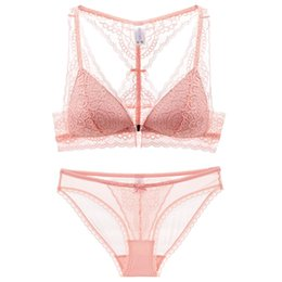 $enCountryForm.capitalKeyWord UK - hot brand quality summer comfortable breathable sexy front open bra panty set images hot sexy lady bra and bikini