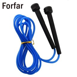 Wholesale 2 M Skipping Jump Rope Jumping For Training Gym Exercise Boxing Calorie Blue