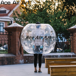 $enCountryForm.capitalKeyWord NZ - Crazy summer outdoor toy Human Bubble Ball Inflatable Human Hamster Ball for soccer game