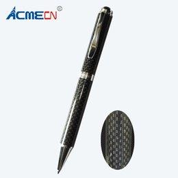 $enCountryForm.capitalKeyWord NZ - ACMECN Hot Sale original Design Metal Heavy Pen with Full Carbon Fiber High Quality Office Luxurious Unisex Writing Ball Pens